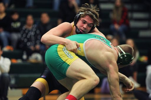 Seven Tiger Wrestlers Place in KHSAA Tourney