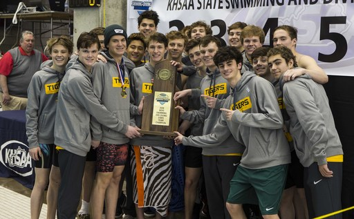 Swimming & Diving Team Captures 2018 State Championship