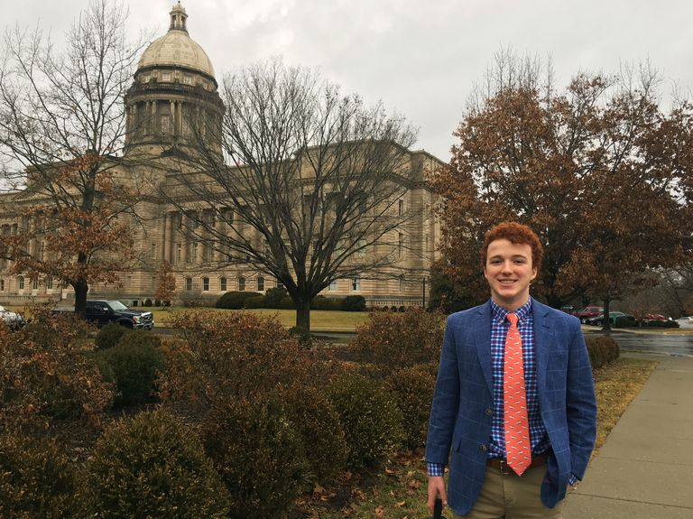 Students Travel to State Capital