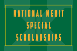 National Merit Special Scholarships