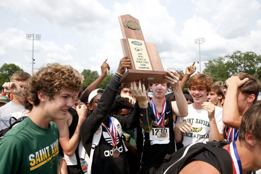 Track & Field Team Captures State Championship