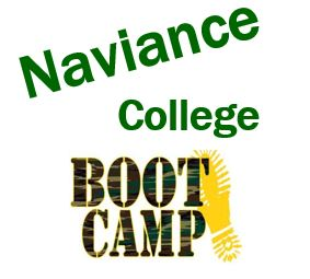 Naviance College Boot Camp