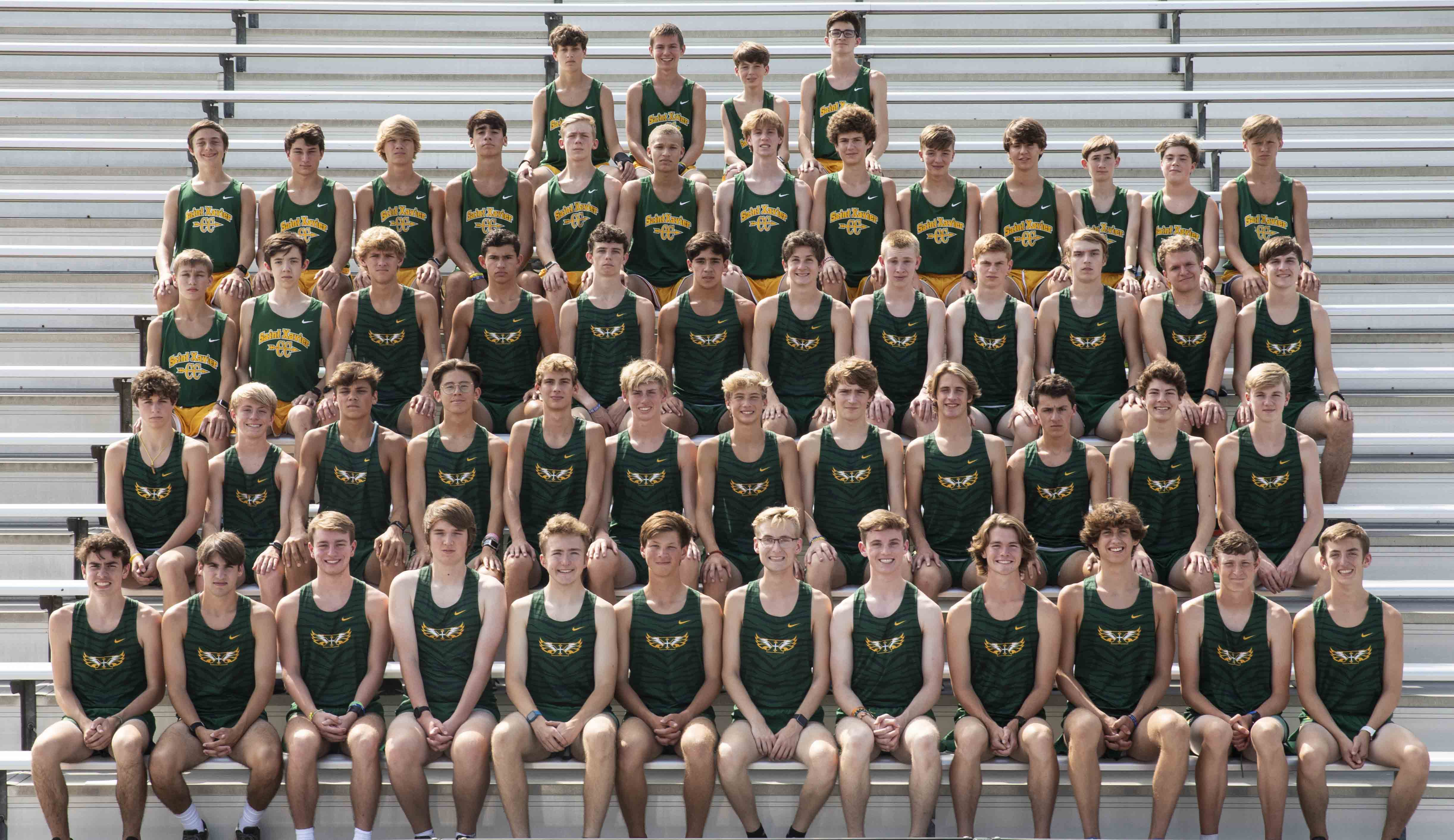 Cross Country Completes Season