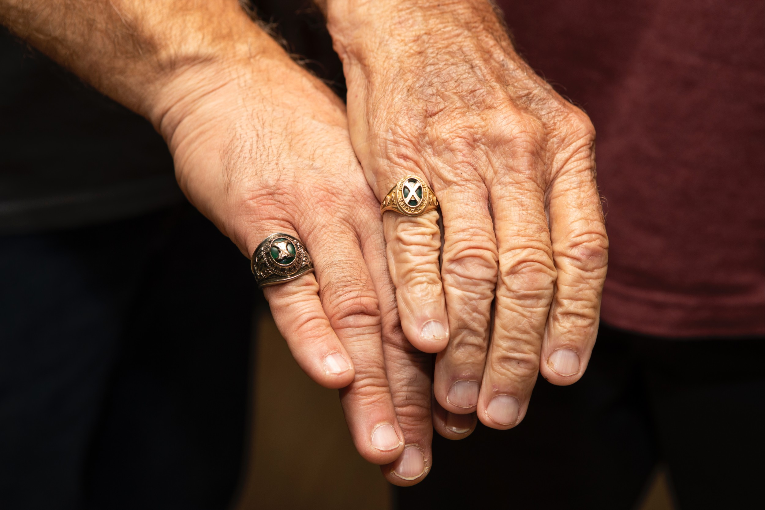 Class Ring Found and Returned to 1955 Graduate
