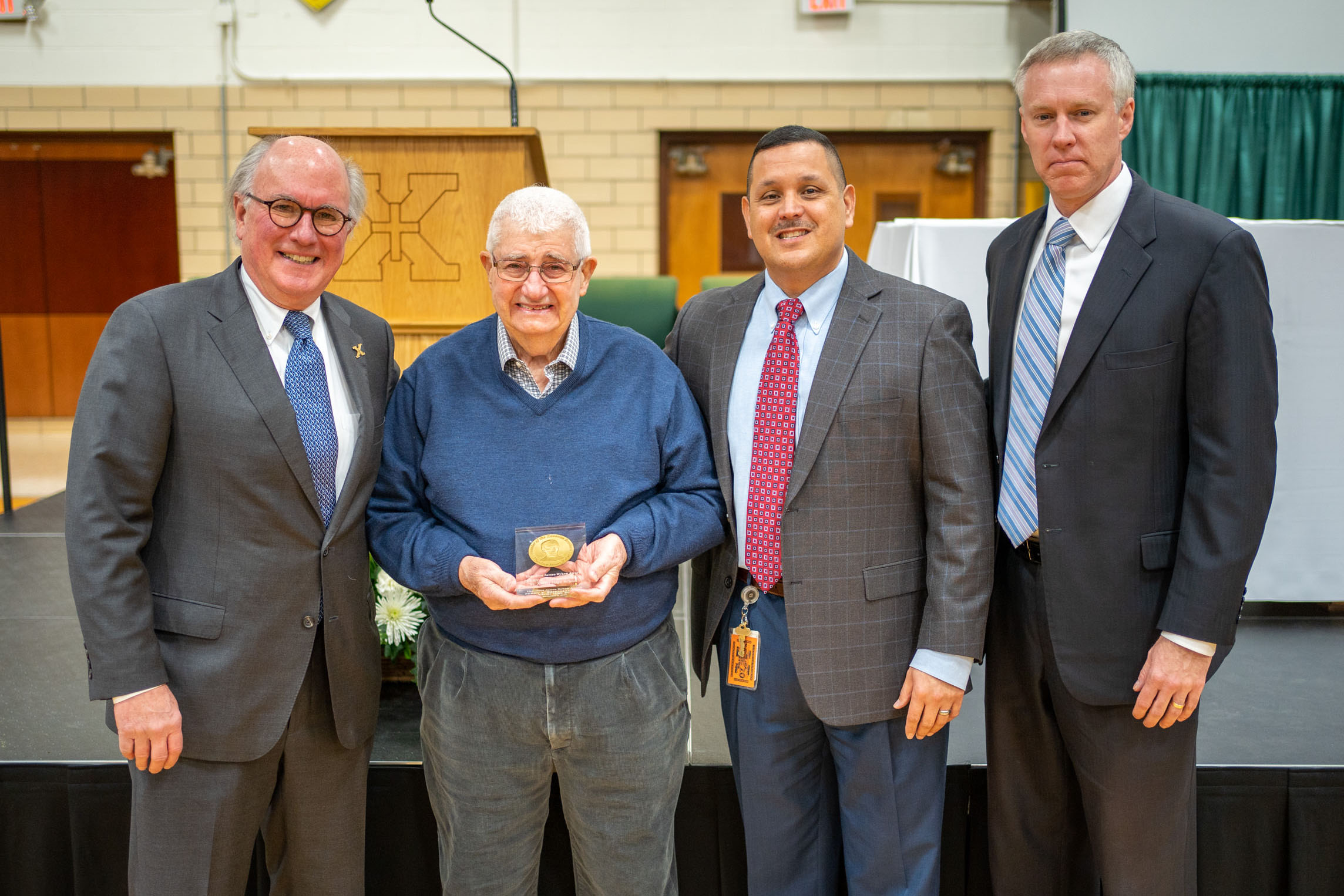 Ryken Award Recipient Named